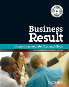 Business Resut DVD Edition Upper- intermediate Students Book + DVD- ROM Pack