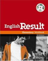 English Result elementary Workbook with key + MultiROM