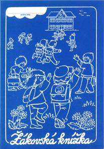 Žákovská knížka pro speciální školy - pro mladší děti