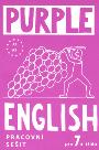 Purple English 7.r. - pracovní sešit + audio CD