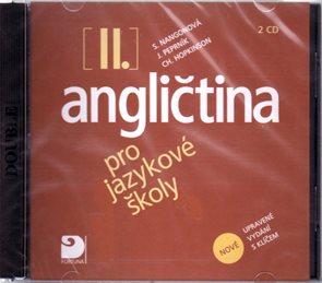 Angličtina JŠ 2-CD nové vydání s klíčem