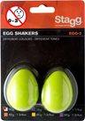 Shaker vajíčka - zelená