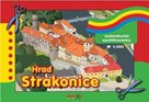 Hrad Strakonice - jednoduchá vystřihovánka