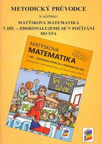 Matýskova matematika pro 3. ročník, 7. díl - Metodický průvodce
