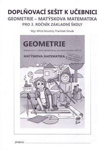 Doplňkový sešit k učebnici Geometrie pro 3. ročník - Matýskova matematika