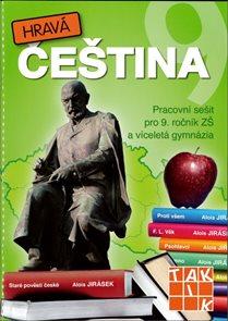 Hravá čeština 9 - pracovní sešit pro 9. ročník