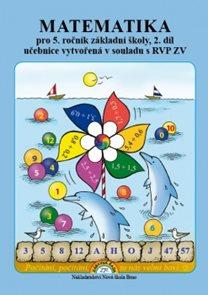 Matematika 5 - II. díl učebnice pro 5. ročník ZŠ - Čtení s porozuměním