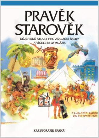 Pravěk a starověk - Mandelová H. a kol. - 23x32 cm