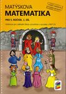 Matýskova matematika pro 5. ročník 1. díl - učebnice