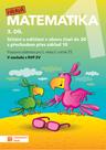 Hravá matematika 1 – pracovní učebnice 3. díl