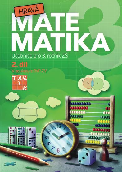 Hravá matematika 3 – učebnice 2. díl