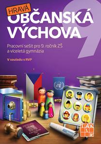 Hravá občanská výchova 9 - pracovní sešit