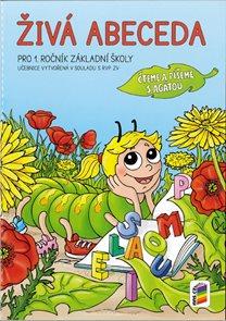 Živá abeceda pro 1. ročník ZŠ - Čteme a píšeme s Agátou