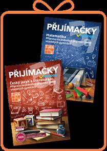 Balíček Přijímačky 5 a 7 - Český jazyk a literatura + Matematika