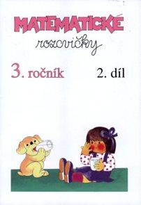 Matematické rozcvičky pro 3.ročník - 2.díl