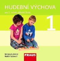 Hudební výchova 1. ročník ZŠ - CD