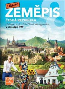 Hravý zeměpis 8 - Česká republika - učebnice
