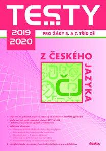Testy 2019-20 z Českého jazyka pro žáky 5. a 7. tříd ZŠ