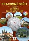 Zeměpis 8.r. ZŠ 2. díl - Pracovní sešit Česká republika (barevný)