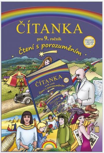 Čítanka 9, Čtení s porozuměním - Mgr. Z. Janáčková; Bc. M. Francová - B5