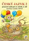 Český jazyk 2, 2.díl - barevný pracovní sešit