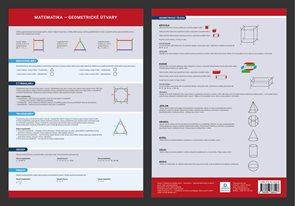 Přehledová tabulka učiva - Geometrie - geometrické útvary a tělesa
