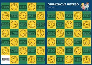 Pexeso - Matematika - Hodiny