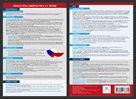 Přehledová tabulka učiva - Zeměpis - Přehled učiva zeměpisu pro 8. - 9. ročník