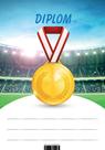 Diplom A5 Medaile