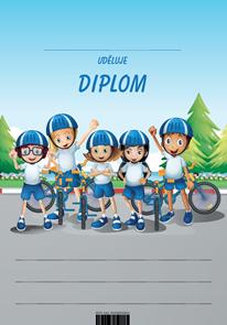 Diplom A5 Cyklozávod