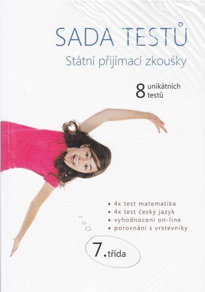 Scio testy - Jdu na SŠ - Sada velká (8 testů) - 7. třída - A4