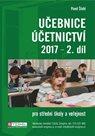 Učebnice účetnictví 2017 pro SŠ - 2. díl