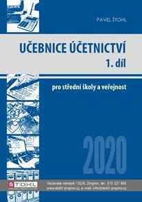 Učebnice účetnictví 2020 pro SŠ - 1. díl