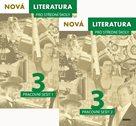 Nová literatura 3 pro střední školy - pracovní sešit