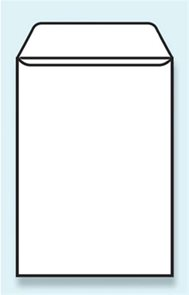 Bublinková obálka D14 20x27,5cm - bílá
