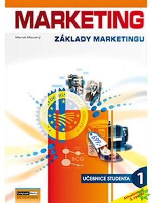 MARKETING - Základy marketingu 1 (studentská) 3. vydání - Ing. Marek Moudrý - A4