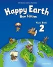 Happy Earth 2 Class Book New Edition