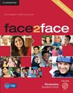 Face2face Elementary 2. edice Students Book + DVD