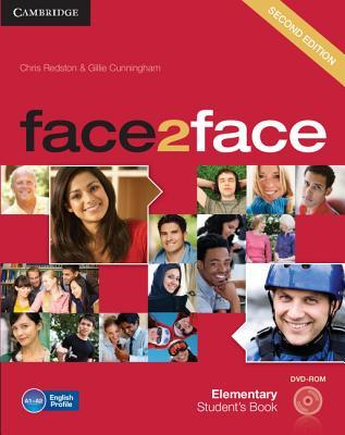 Face2face Elementary 2. edice Students Book + DVD - Redston, Chris & Cunningham, Gillie - A4