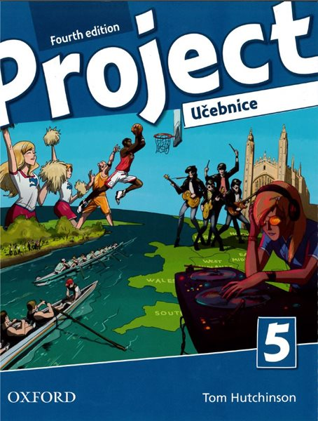 Project 5 - Fourth Edition - Učebnice /CZ/ - Hutchinson, T.