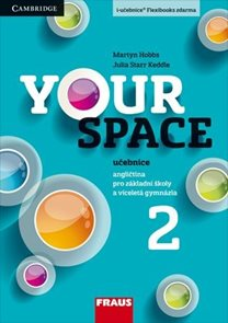 Your Space 2 - hybridní učebnice