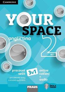 Your Space 2 - pracovní sešit 2v1