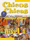 Chicos Chicas 4 - učebnice