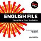 English File Third Edition Elementary Class Audio CDs