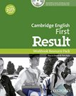 Cambridge English First Result - Workbook without Key with Audio CD