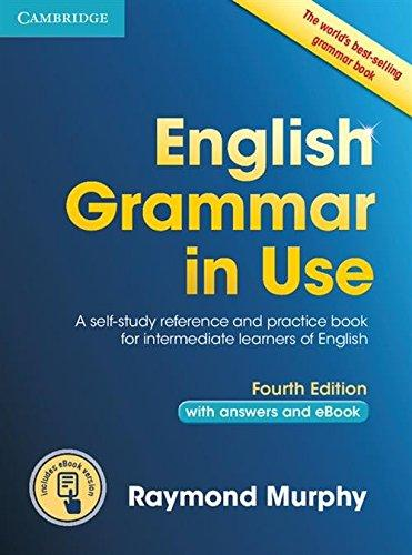 English Grammar in Use 4th Edition with answers and eBook - Murphy Raymond - 195 x 265 mm