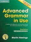 Advanced Grammar in Use with answers + eBook