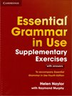 Essential Grammar in Use Supplementary Exercises with answers - Fourth Edition