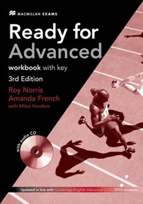 Ready for Advanced (CAE) 3rd Edition - Workbook with key Pack