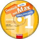 Deutsch mit Max neu + interaktiv 1 - CD (2 ks)